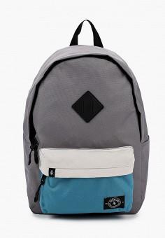 Рюкзак, Parkland, цвет: серый. Артикул: PA078BBJOBG2. Мальчикам / Аксессуары