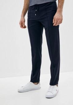 Брюки, Pal Zileri, цвет: синий. Артикул: PA413EMILJC1. Одежда / Брюки / Повседневные брюки