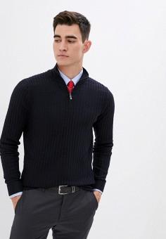 Джемпер, Pal Zileri, цвет: синий. Артикул: PA413EMKIUO3. Одежда / Джемперы, свитеры и кардиганы / Джемперы и пуловеры