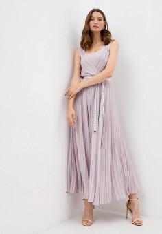 Платье, Patrizia Pepe, цвет: розовый. Артикул: PA748EWKMPT1. Premium