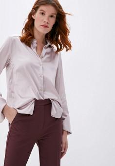 Блуза, Patrizia Pepe, цвет: розовый. Артикул: PA748EWKMQE8.