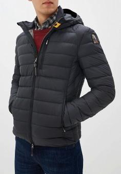 Пуховик, Parajumpers, цвет: черный. Артикул: PA997EMGBZJ1. Одежда / Верхняя одежда / Пуховики и зимние куртки