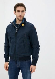 Куртка, Parajumpers, цвет: синий. Артикул: PA997EMIXKE1.