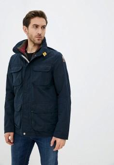 Куртка, Parajumpers, цвет: синий. Артикул: PA997EMJDDA4.