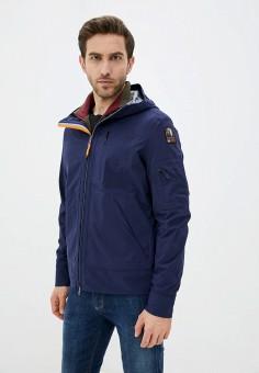 Куртка, Parajumpers, цвет: синий. Артикул: PA997EMJDDA5. Одежда / Верхняя одежда