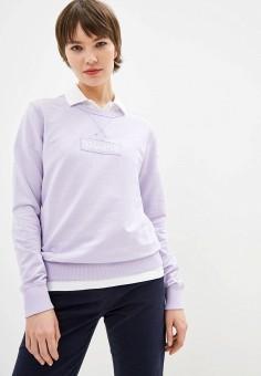 Свитшот, Parajumpers, цвет: фиолетовый. Артикул: PA997EWIPOI1.