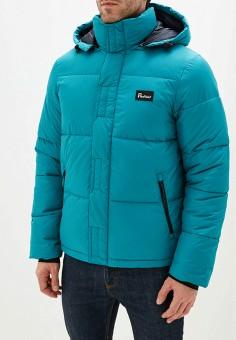 Куртка утепленная, Penfield, цвет: бирюзовый. Артикул: PE018EMGLXY9. Одежда / Верхняя одежда / Пуховики и зимние куртки / Зимние куртки