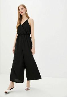 Комбинезон, Perfect J, цвет: черный. Артикул: PE033EWIGCS7. Одежда / Комбинезоны