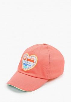 Бейсболка, Pepe Jeans, цвет: розовый. Артикул: PE299CGIDZG0. Девочкам / Аксессуары