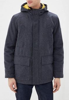 Полупальто, Pepe Jeans, цвет: серый. Артикул: PE299EMBTDH6. Одежда / Верхняя одежда / Пальто
