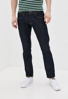 Джинсы, Pepe Jeans, цвет: синий. Артикул: PE299EMIDZH6. Одежда / Джинсы / Прямые джинсы