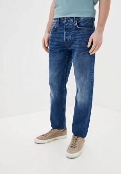 Джинсы, Pepe Jeans, цвет: синий. Артикул: PE299EMIDZI9. Одежда / Джинсы / Прямые джинсы