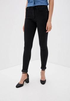 Джинсы, Pepe Jeans, цвет: черный. Артикул: PE299EWJEFZ5. Одежда / Джинсы / Узкие джинсы