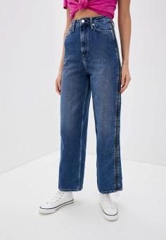 Джинсы, Pepe Jeans, цвет: синий. Артикул: PE299EWJEGA2. Одежда / Джинсы