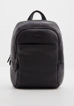 Рюкзак, Piquadro, цвет: черный. Артикул: PI016BMHEKS4.