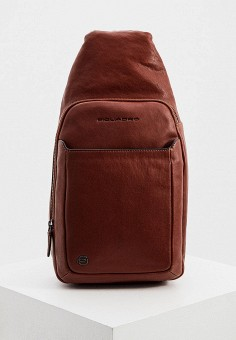 Рюкзак, Piquadro, цвет: коричневый. Артикул: PI016BMJDGD1.