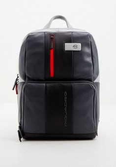 Рюкзак, Piquadro, цвет: черный. Артикул: PI016BMJDGE0.