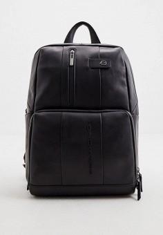 Рюкзак, Piquadro, цвет: черный. Артикул: PI016BMJDGE1.