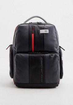Рюкзак, Piquadro, цвет: черный. Артикул: PI016BMJDGE5.