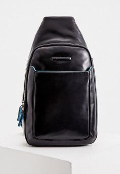 Сумка, Piquadro, цвет: черный. Артикул: PI016BMKGPD0.