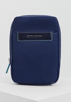 Сумка, Piquadro, цвет: синий. Артикул: PI016BMSKR01.