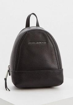 Рюкзак, Piquadro, цвет: черный. Артикул: PI016BWHEKR3.