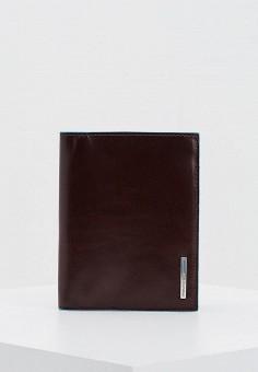 Обложка для документов, Piquadro, цвет: коричневый. Артикул: PI016DMMYR82.