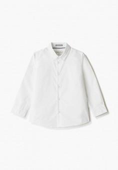 Рубашка, Piazza Italia, цвет: белый. Артикул: PI022EBIGFK3.