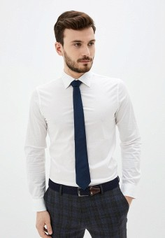 Рубашка, Piazza Italia, цвет: белый. Артикул: PI022EMIGSU0.