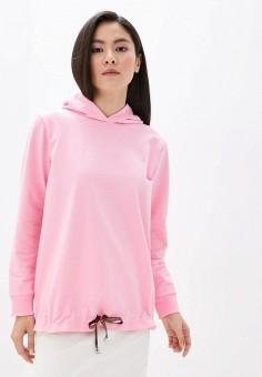 Худи, Pink Frost, цвет: розовый. Артикул: PI023EWJBEH2. Одежда / Толстовки и свитшоты