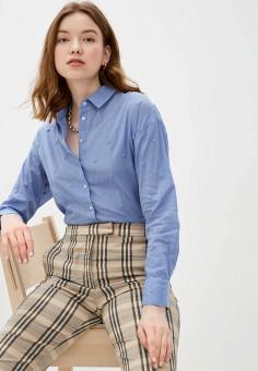 Рубашка, Pimkie, цвет: голубой. Артикул: PI033EWIGJE2. Одежда / Блузы и рубашки / Рубашки