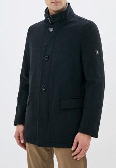 Пальто, Pierre Cardin, цвет: черный. Артикул: PI365EMGRAG4. Одежда / Верхняя одежда / Пальто