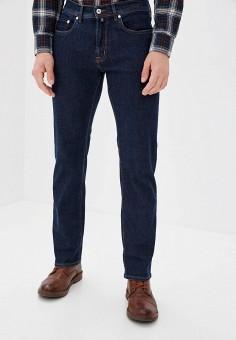 Джинсы, Pierre Cardin, цвет: синий. Артикул: PI365EMKKDC2. Одежда / Джинсы / Зауженные джинсы