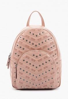 Рюкзак, Pinko, цвет: розовый. Артикул: PI754BWHUQL0. Аксессуары / Рюкзаки