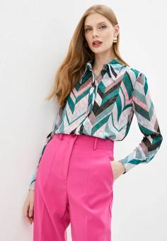 Блуза, Pinko, цвет: мультиколор. Артикул: PI754EWJSIU9.