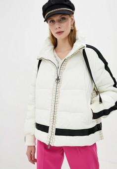 Куртка утепленная, Pinko, цвет: белый. Артикул: PI754EWJVOH7.