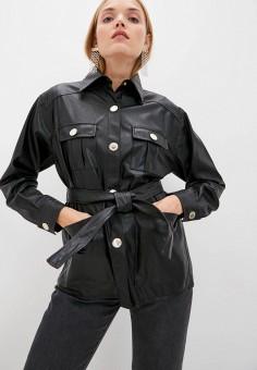 Рубашка, Pinko, цвет: черный. Артикул: PI754EWJVOO2.