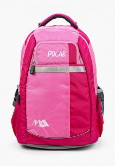 Рюкзак, Polar, цвет: розовый. Артикул: PO001BGKFMA7. Девочкам / Аксессуары