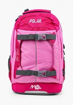 Рюкзак, Polar, цвет: розовый. Артикул: PO001BGKFMA9. Девочкам / Аксессуары