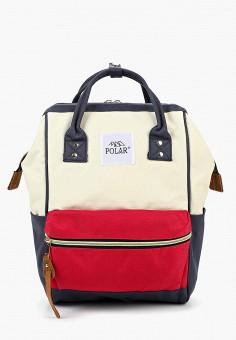 Рюкзак, Polar, цвет: мультиколор. Артикул: PO001BUBZYU5. Аксессуары / Рюкзаки / Рюкзаки