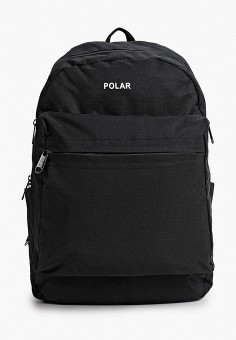 Рюкзак, Polar, цвет: черный. Артикул: PO001BUJDGX1. Аксессуары / Рюкзаки / Рюкзаки