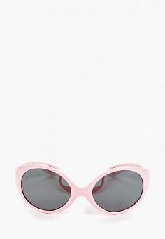 Очки солнцезащитные, Polaroid, цвет: розовый. Артикул: PO003DGFXCK8. Девочкам / Аксессуары