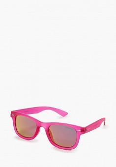 Очки солнцезащитные, Polaroid, цвет: розовый. Артикул: PO003DGHYN23. Девочкам / Аксессуары