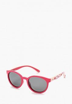 Очки солнцезащитные, Polaroid, цвет: розовый. Артикул: PO003DGHYN27. Девочкам / Аксессуары