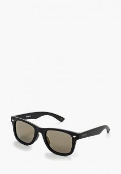Очки солнцезащитные, Polaroid, цвет: черный. Артикул: PO003DKHYN22. Девочкам / Аксессуары