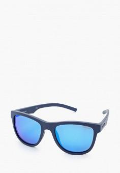 Очки солнцезащитные, Polaroid, цвет: черный. Артикул: PO003DKJCQU4. Девочкам / Аксессуары