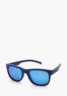 Очки солнцезащитные, Polaroid, цвет: черный. Артикул: PO003DKJCQV1. Девочкам / Аксессуары