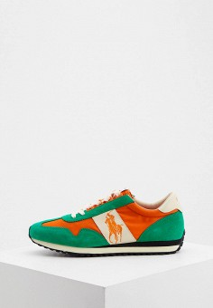 Кроссовки, Polo Ralph Lauren, цвет: мультиколор. Артикул: PO006AMJGIE5.
