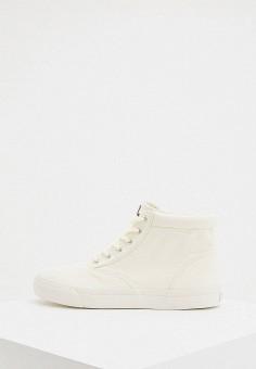 Кеды, Polo Ralph Lauren, цвет: белый. Артикул: PO006AWHTRA8.