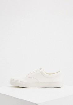Кеды, Polo Ralph Lauren, цвет: белый. Артикул: PO006AWKGNG3.